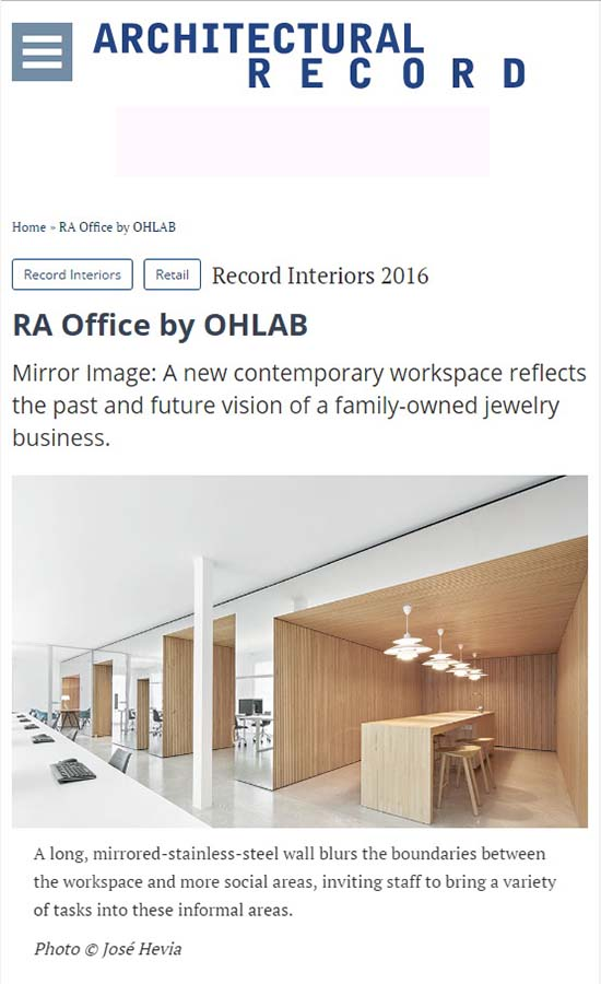 RA OFFICES